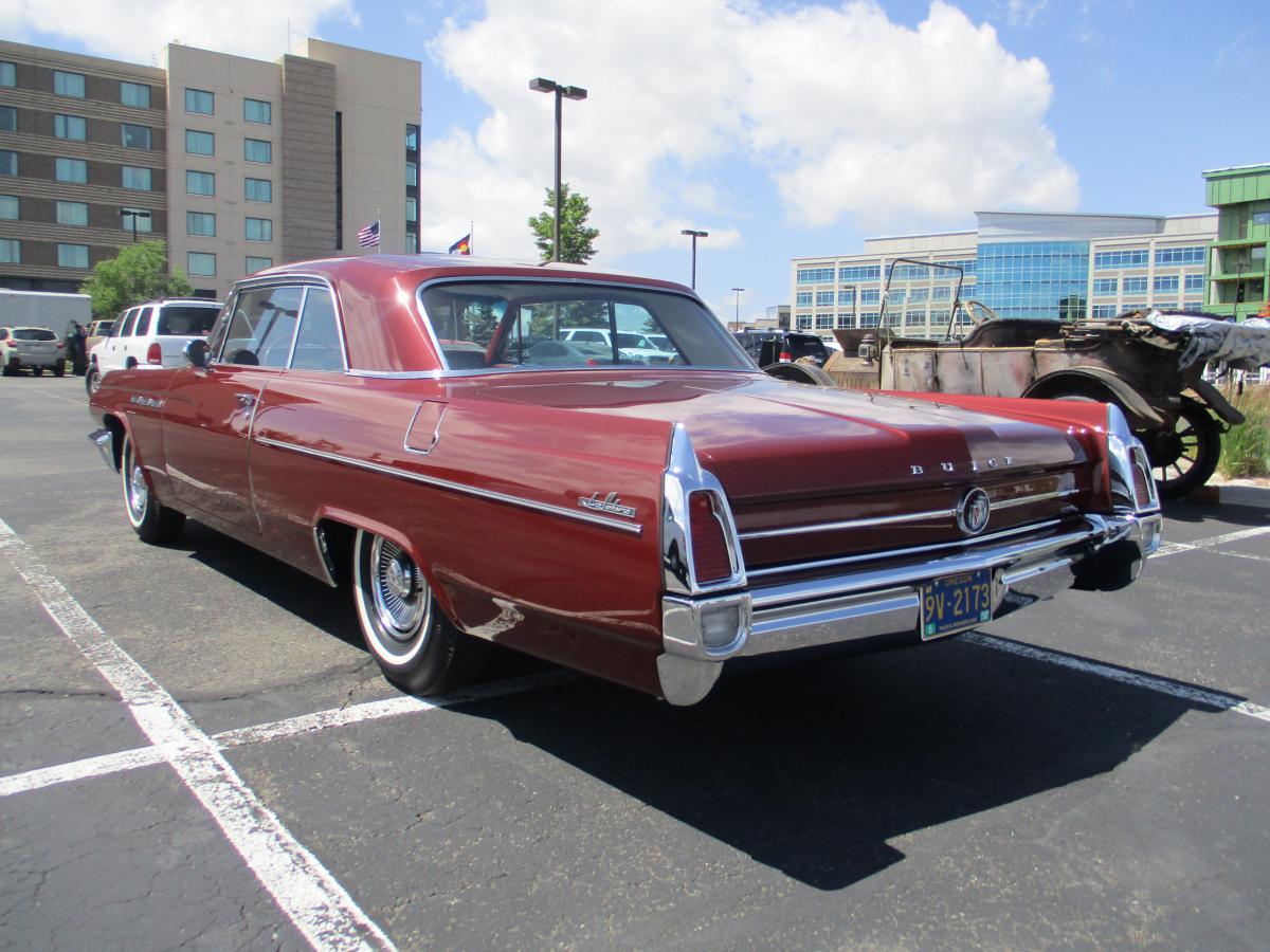 Meet Photos From Denver Buick Meets Tours Antique Automobile - Car meets today