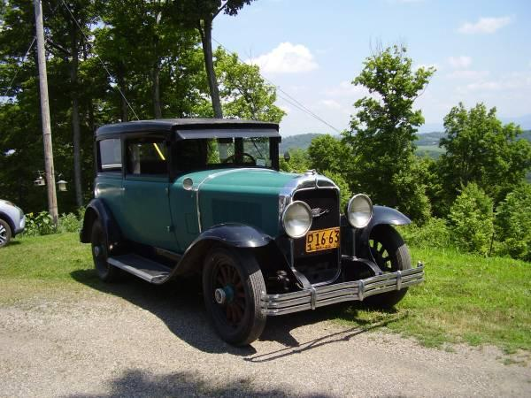 1929 Buick on Craigslist - Buick - Buy/Sell - Antique Automobile