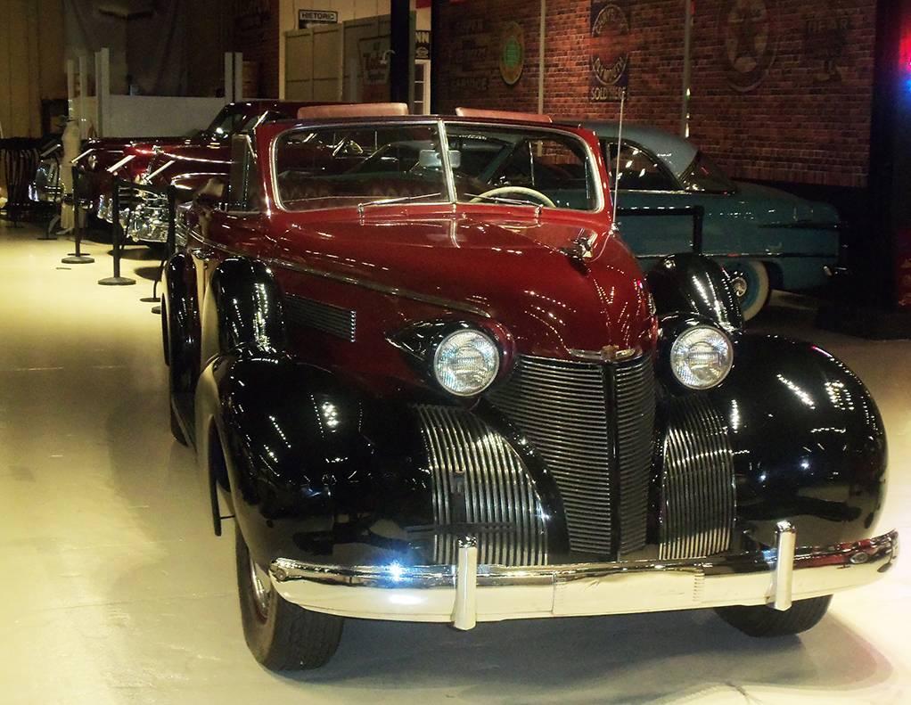 1939 Cadillac Series 61 Phaeton - Automobiles and Parts ...