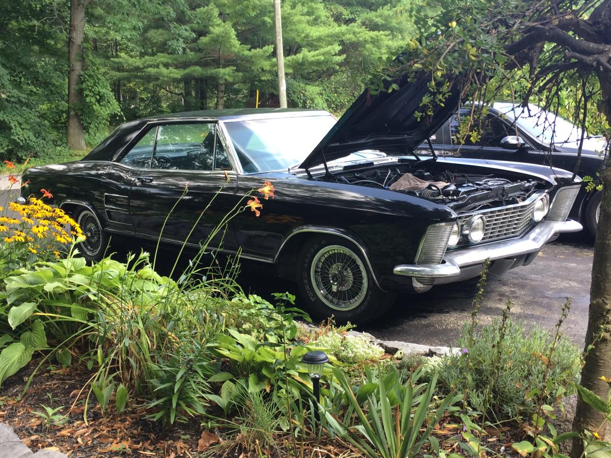 Carter idle speed problem - Buick - Post War - Technical - Antique