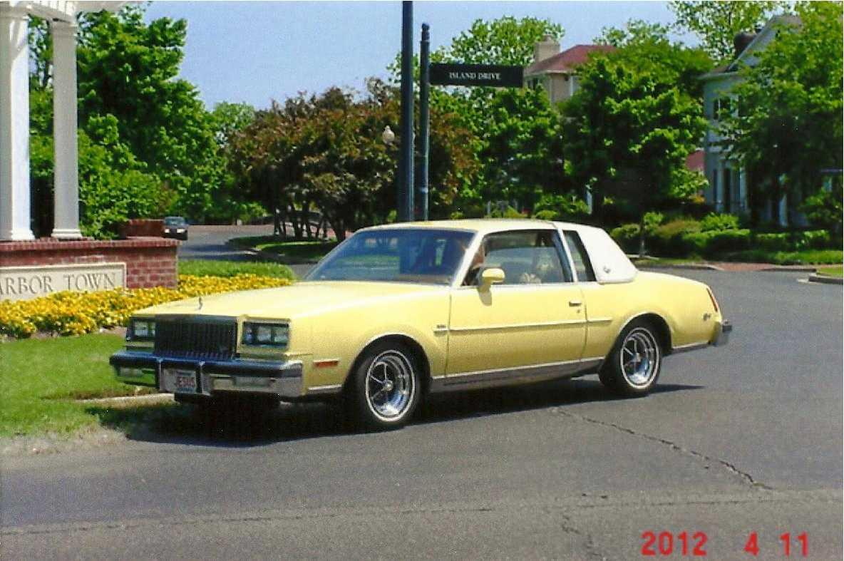 Fs- 1980 Buick Regal - Cars For Sale