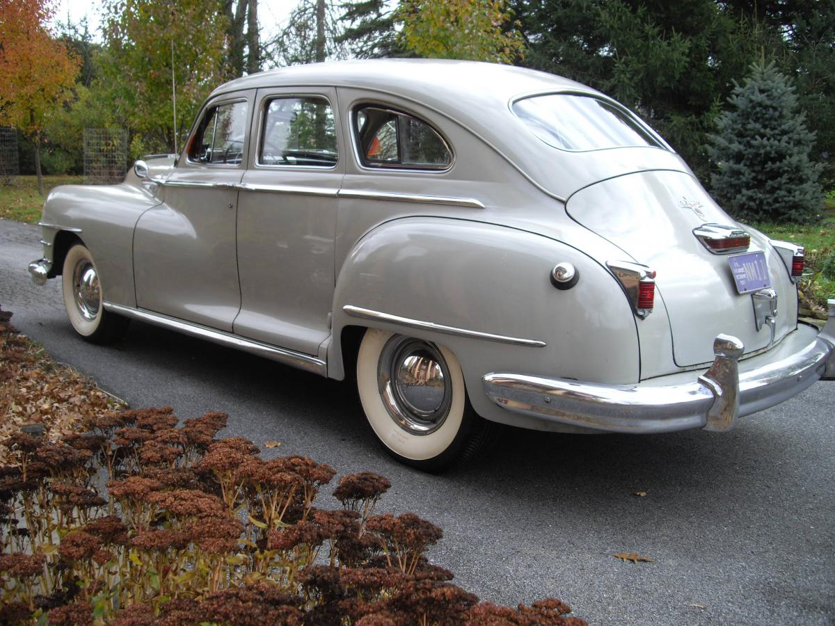 1948 Chrysler Windsor Problems General Discussion Antique Wiring Diagram Cheers All And Thank You In Advance For Any Advice Or Leads On How To Do Some Of The Repairs