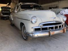 For Trade or Sale 1949 Chevrolet Deluxe 4 Dr. sedan