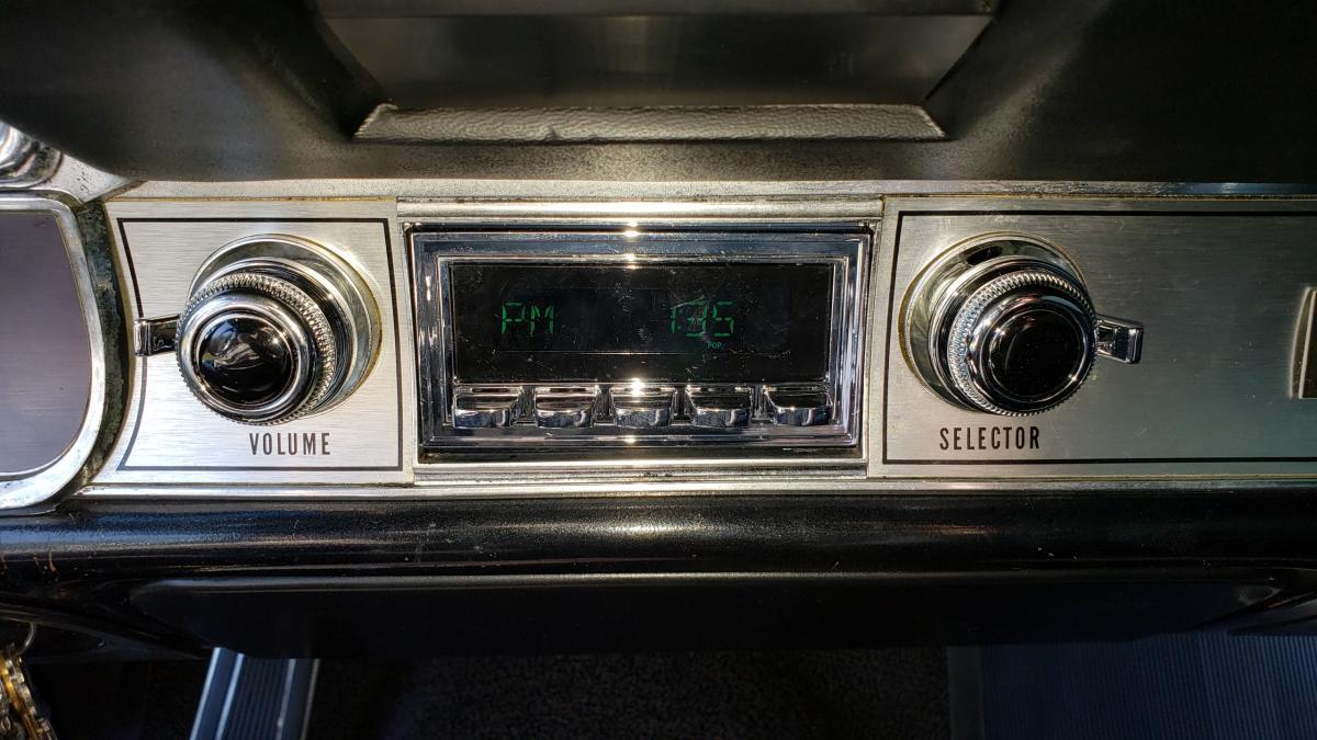 RetroSound radio and speaker install - 68 Riviera - Buick Riviera