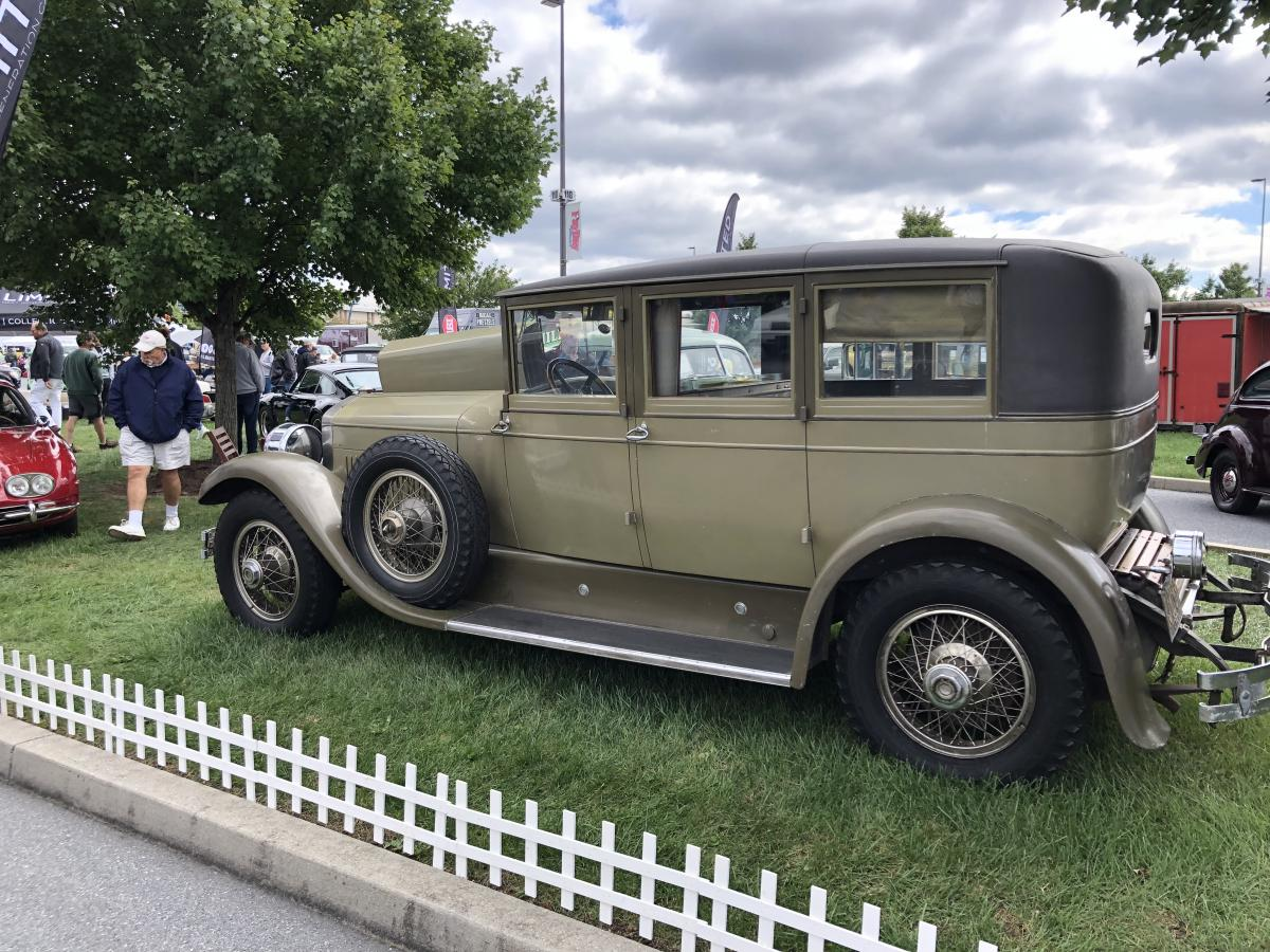 Cunningham - CCCA - General - Antique Automobile Club of America ...