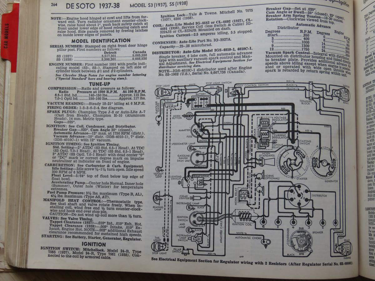 [QMVU_8575]  1937 Desoto Wiring Diagram - Desoto - Antique Automobile Club of America -  Discussion Forums | Desoto Wiring Diagram |  | AACA Forums - Antique Automobile Club of America