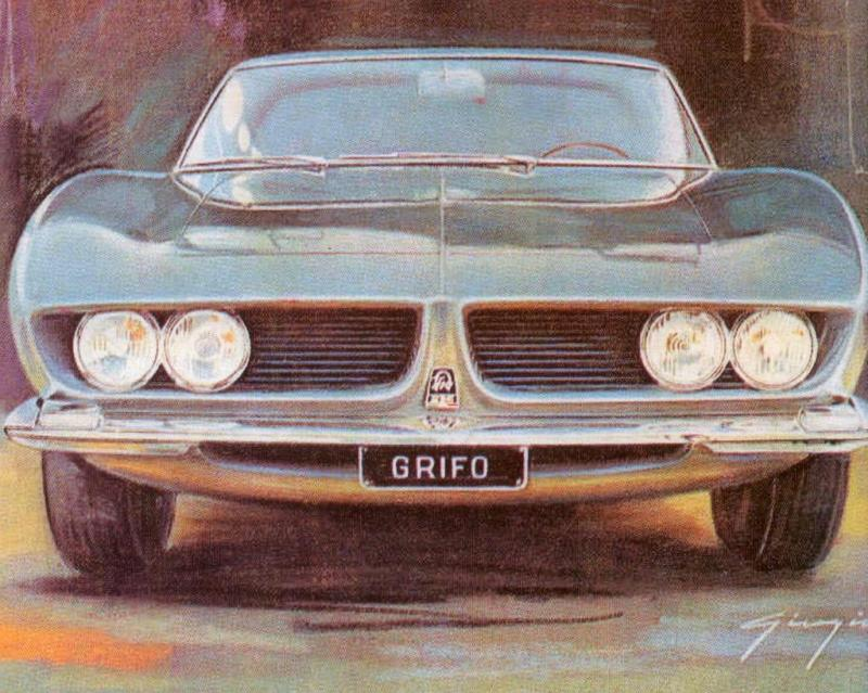 Giugiaro sketched the Iso Grifo for Bertone.jpeg