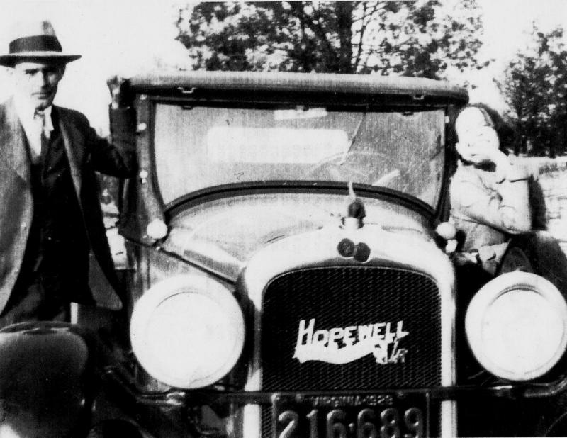 Noah & Mae Rigney with car.jpg