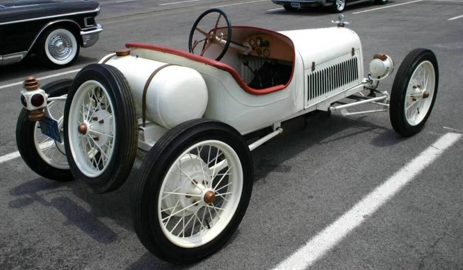 ford model t speedster gas tank