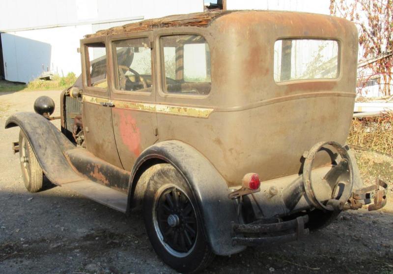 Studebaker 1928 Dictator Sedan - $6500 - Automobiles and ...