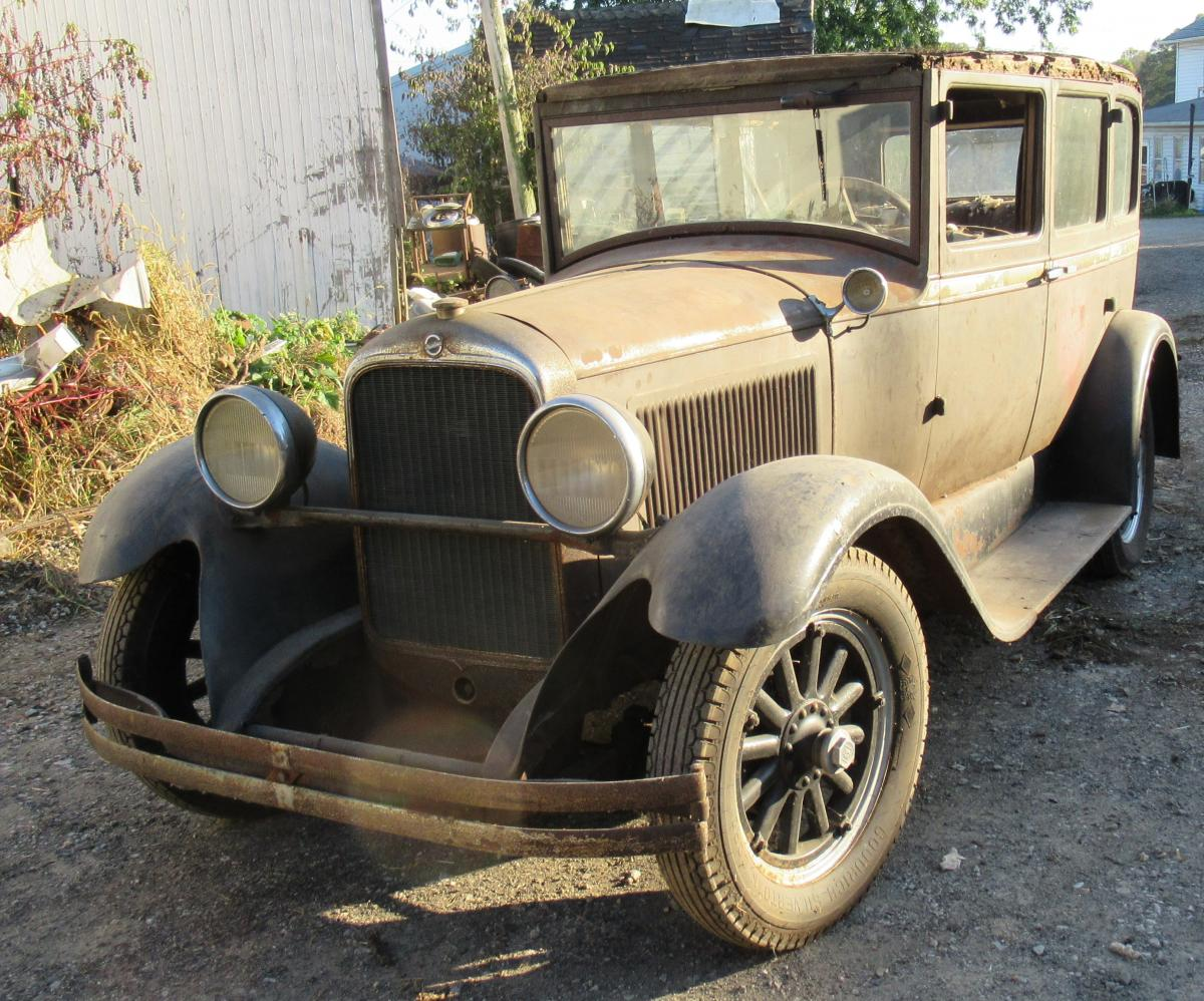 Studebaker 1928 Dictator Sedan - $6500 - Cars For Sale - Antique