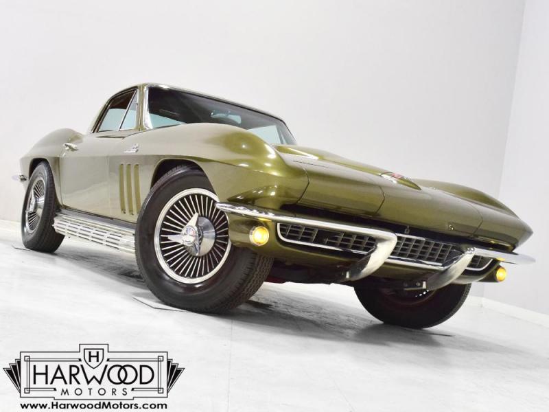 1966 Corvette L72 427/425 - Cars For Sale - Antique