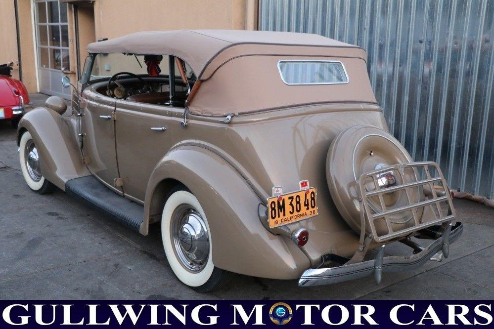 1936 Ford Phaetons Four Listed On Ebay Cars For Sale Antique Automobile Club Of America Discussion Forums
