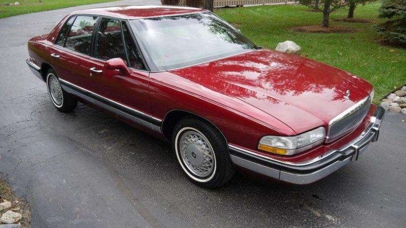 1991 Buick Park Avenue Princess.jpg