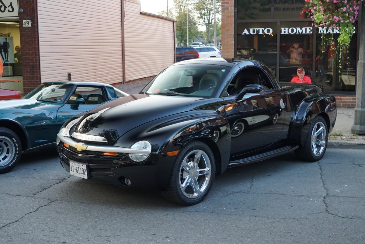 2005 SSR Corvette Truck for sale   Garage Queen - Cars For