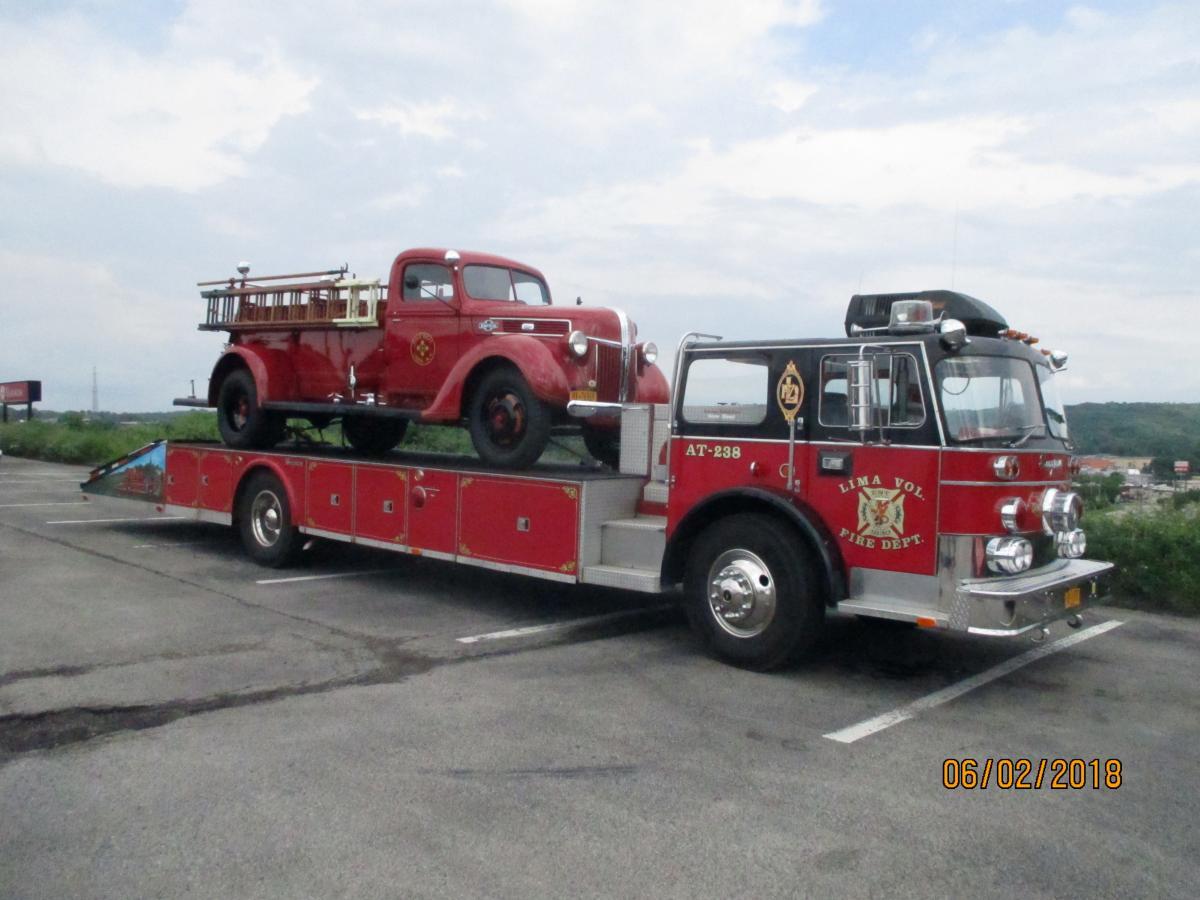 Fire truck hauler - Cars For Sale - Antique Automobile Club