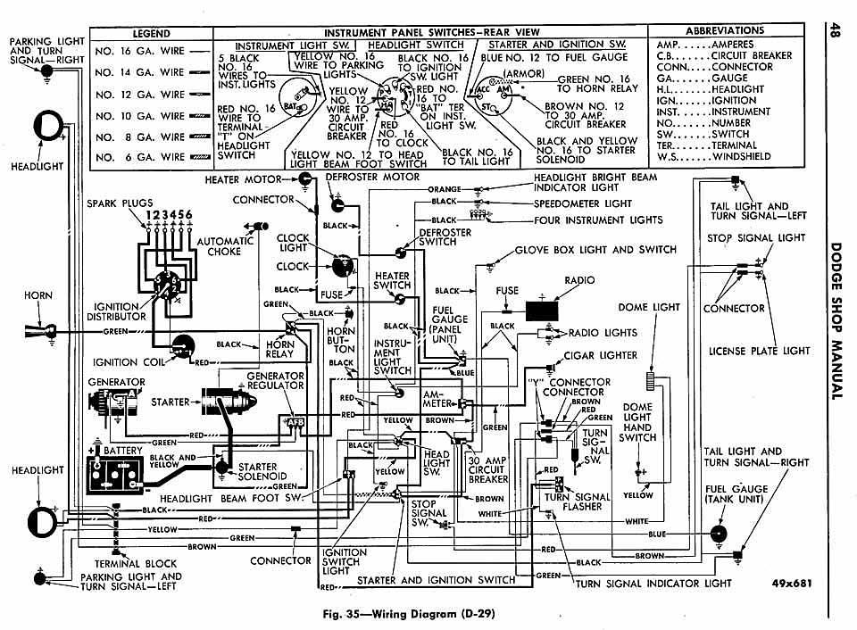 1950 Chrysler Wiring Diagram Wiring Diagram Octavia A Octavia A Musikami It