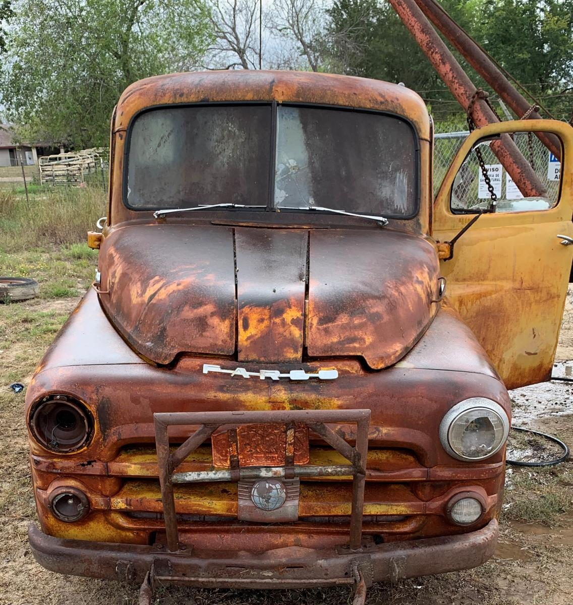 1948 Dodge Fargo Any Knowledge Is Appreciated Dodge Trucks Antique Automobile Club Of America Discussion Forums