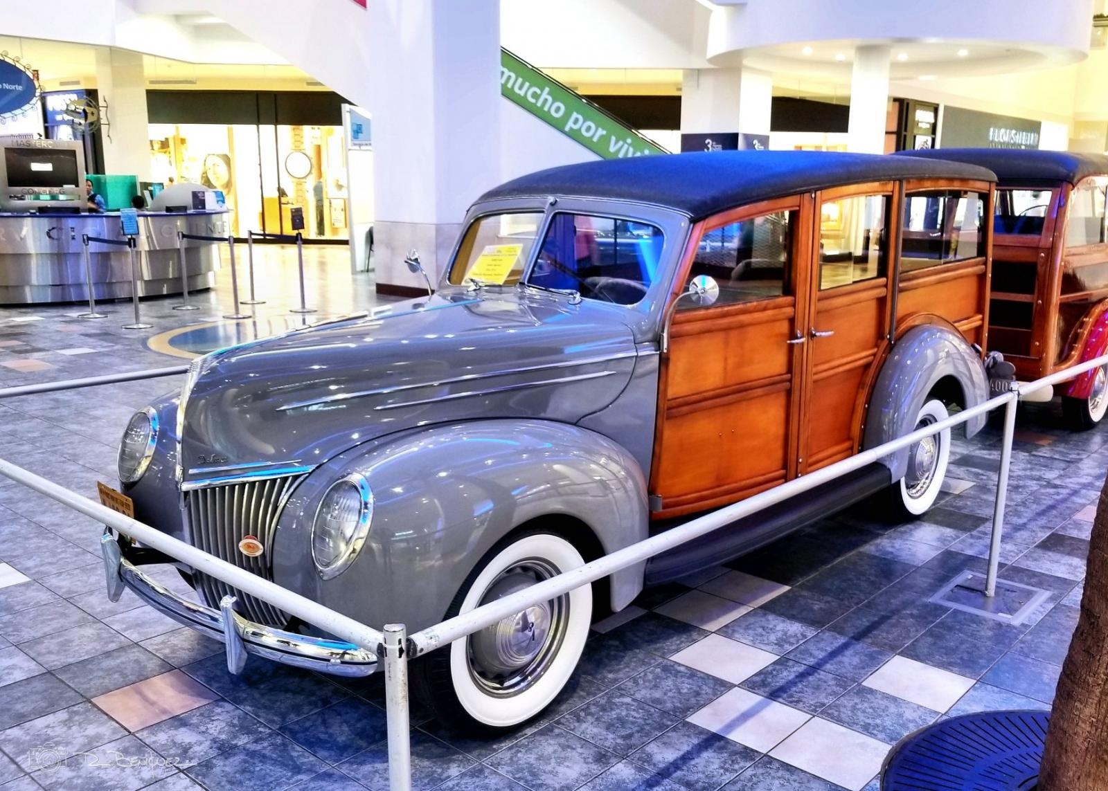 1939 Ford Deluxe Woodie, Raymond Beniquez