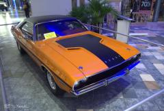Dodge Challenger 1970 Repeat Preservation Jose G. Davila Matos