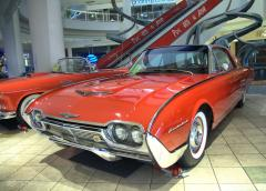 Ford Thunderbird Coupe 1961 First Junior Cesar & Annie Terron