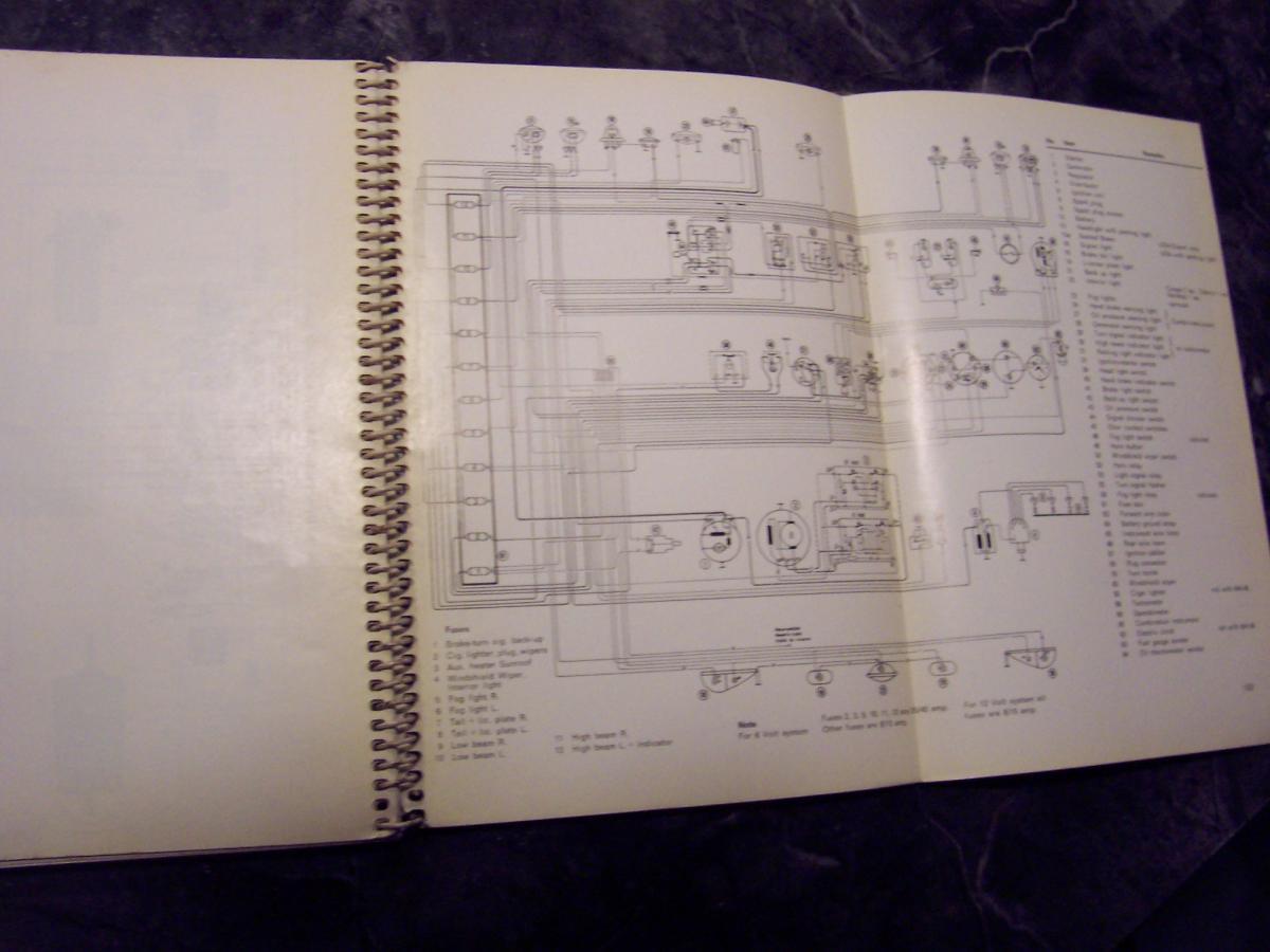Porsche Type 356 C Driver Manual Workshop Manual For Sale