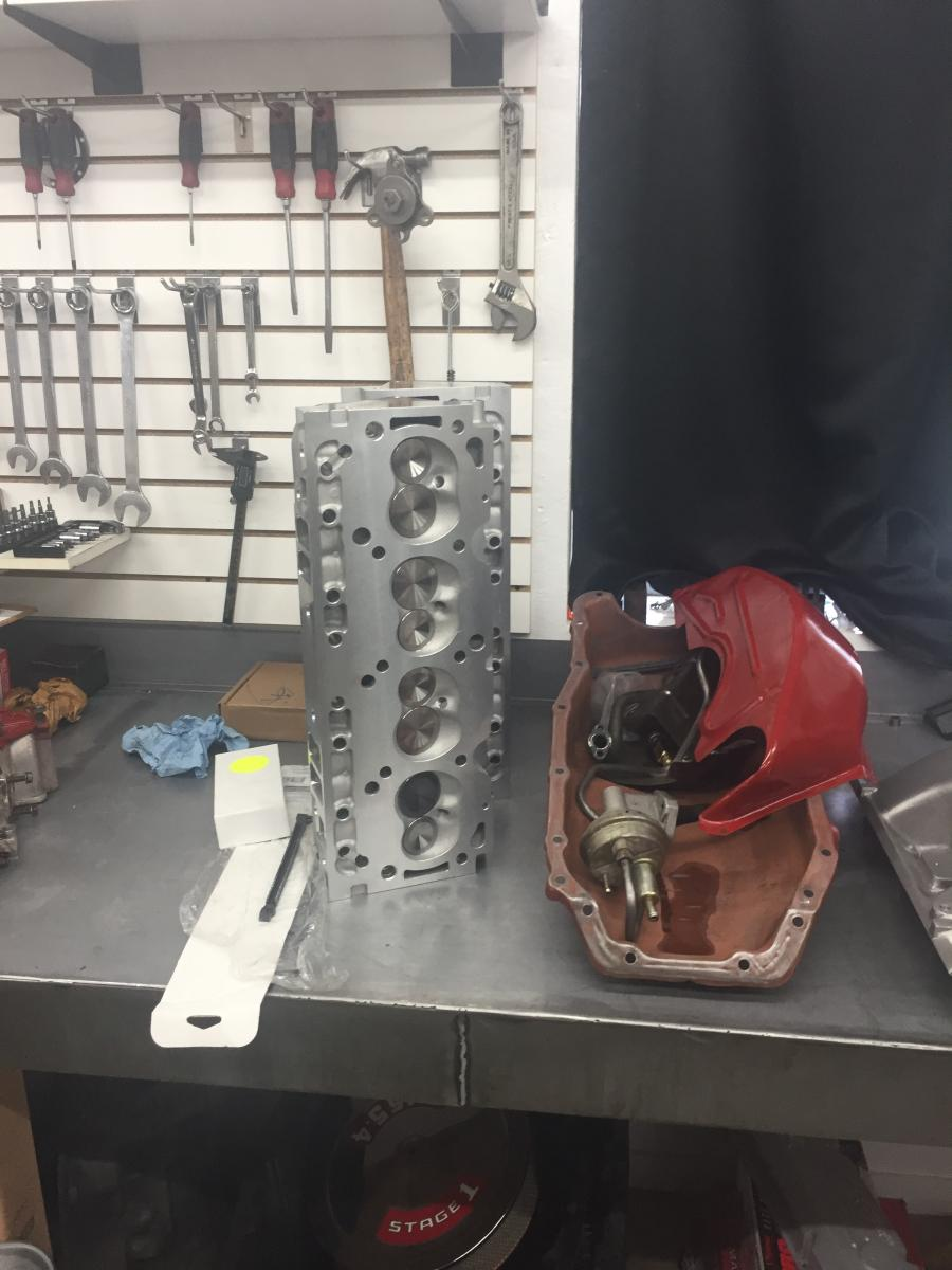 455 Buick Engine -Burning Oil Question - Buick - Post War