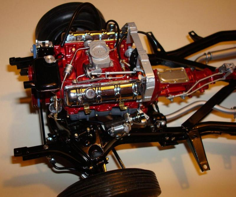 130 Engine, almost complete.JPG