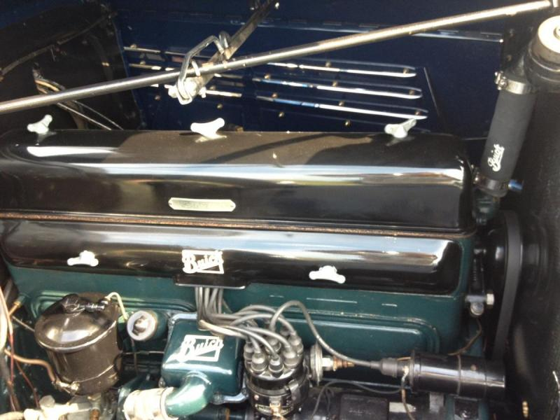 1934 Buick13 Engine Right Front.JPG