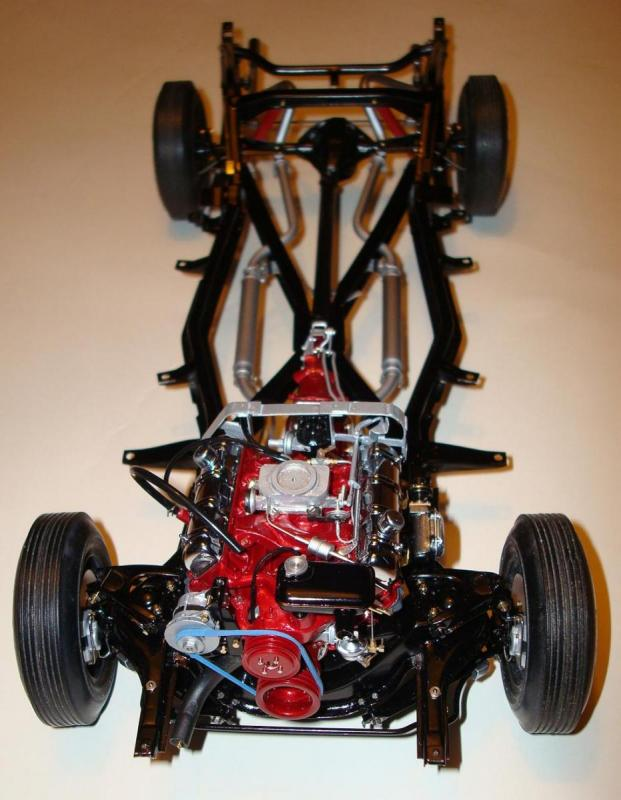 127 Engine and frame, front.JPG