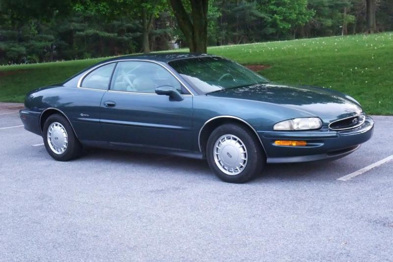 1995 Riviera--mine after repaint (18).JPG