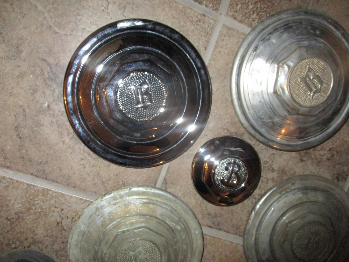 1932 Buick Hubcaps for wood wheels - Buick - Buy/Sell - Antique