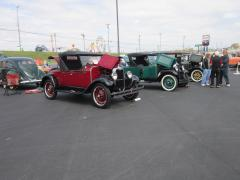 Chevrolet 1928 Roadster Bookends.JPG