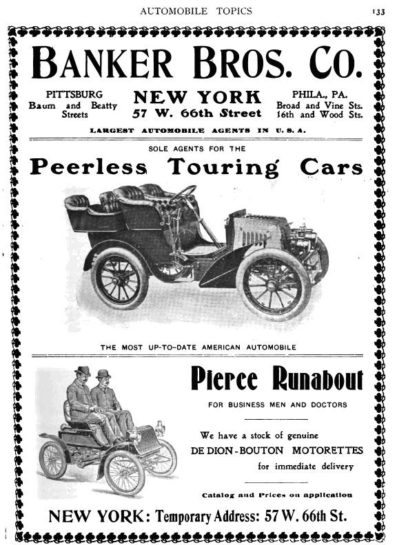 Peerless Research Findings - Page 5 - Peerless - Antique Automobile Club of  America - Discussion Forums