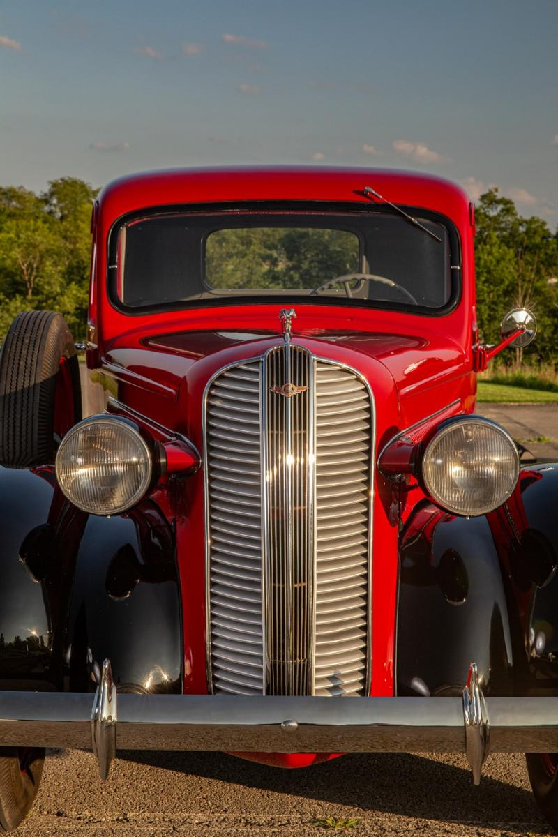 1937 Dodge MC Sale - Meet the new owner - Dodge Trucks