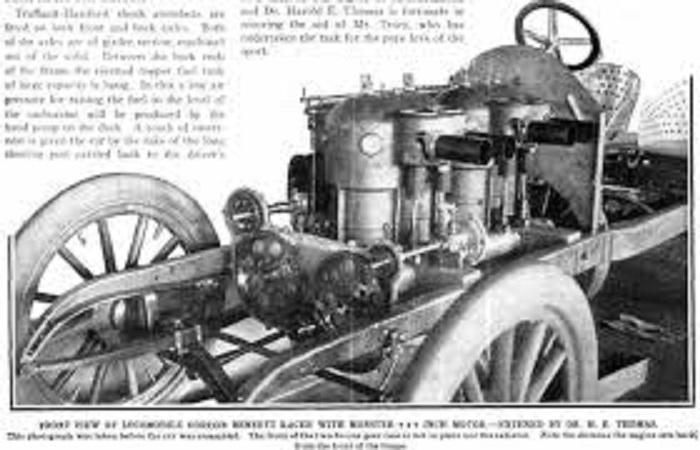 What car is this? - Locomobile - Antique Automobile Club of ...