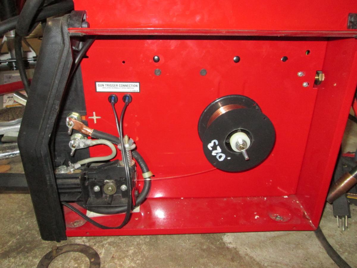 Lincoln MIG Welder - Parts For Sale - Antique Automobile ...