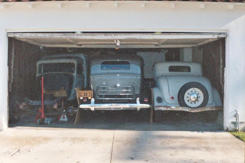cars in addison garage 2006.jpg