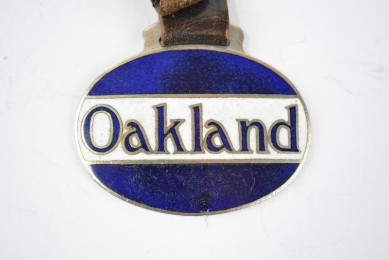 Oakland, blue and white background Oval $45 Childs auction 2020.jpg