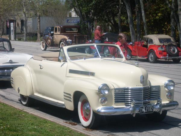 1941  Caddy in Texas-Sentimental Tour.jpg