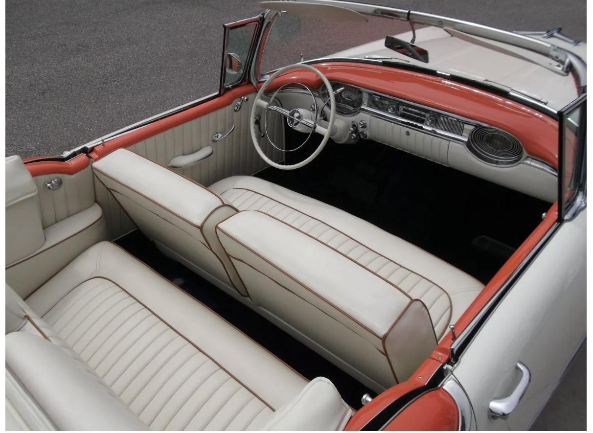 1956 Olds Super 88 Convertible