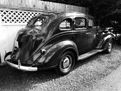 1938 Plymouth Deluxe Sedan P6