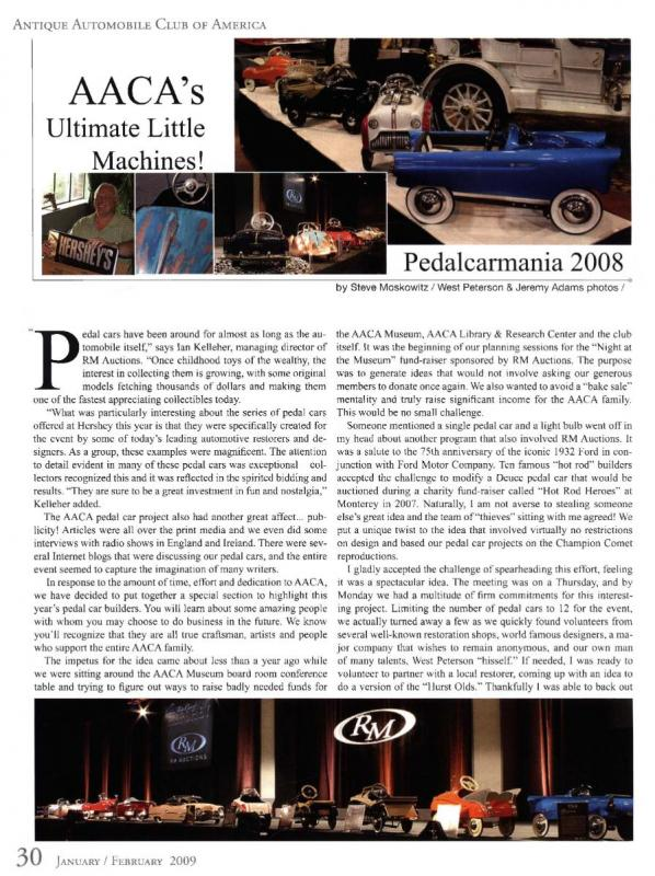 AACA Pedal Cars - Antique Automobile Magazine - 2009_Page_01.jpg