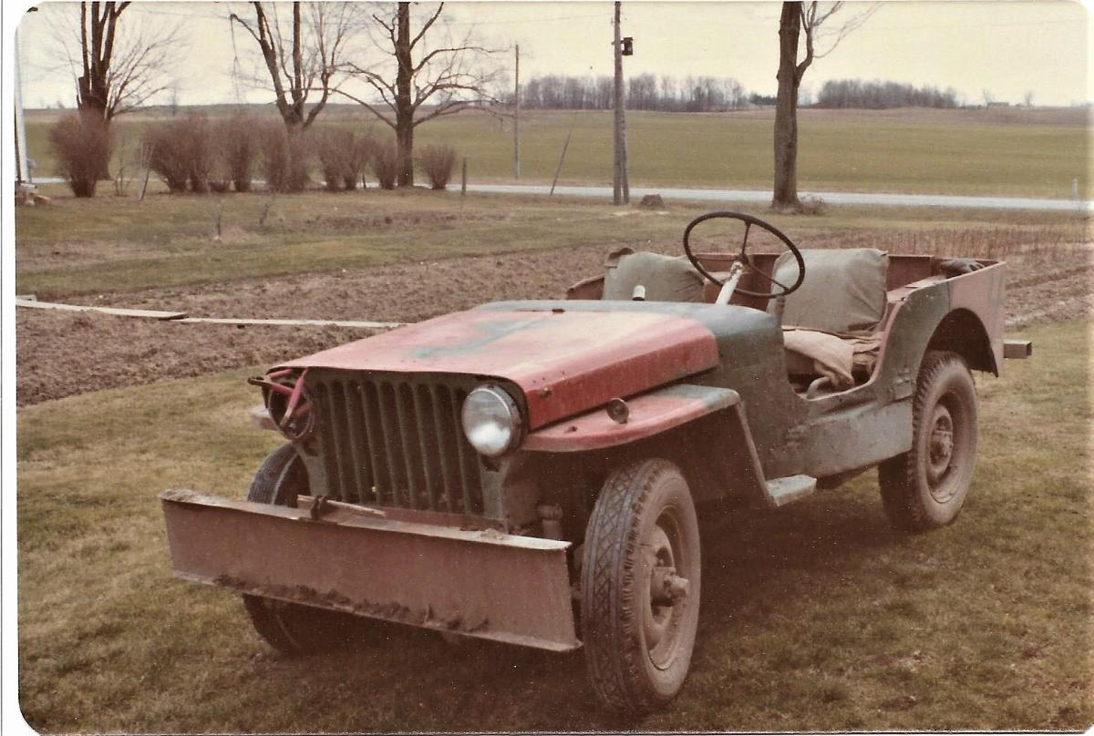 1942 Willy's Jeep (my first).jpg