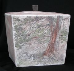 Illustrated Ceramic Boxes
