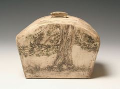 Arched Juniper Box
