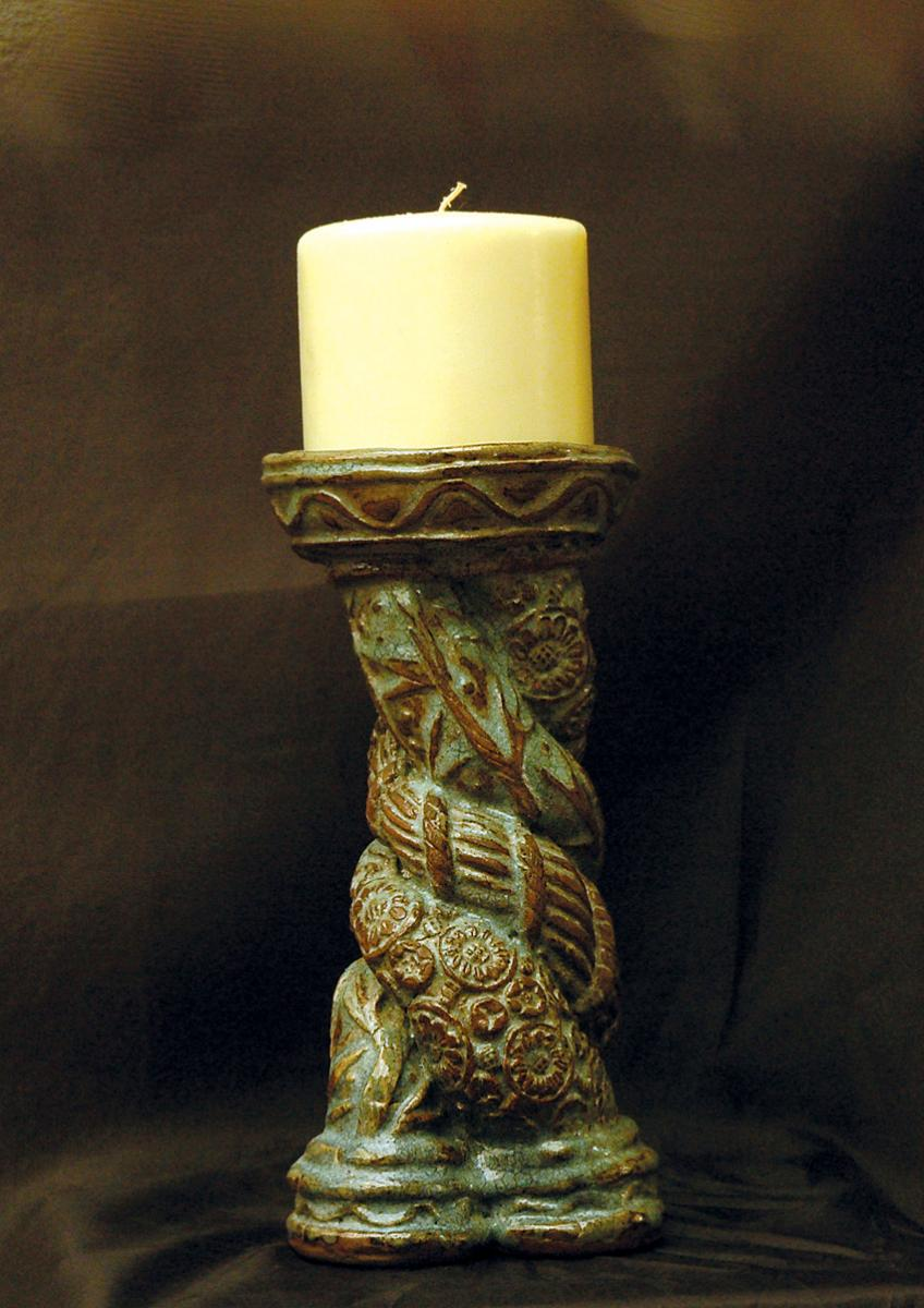 Gothic candlestick