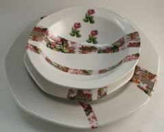 Seconds Please! 3-piece place setting.