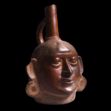 Moche Pottery, Ancient Peru
