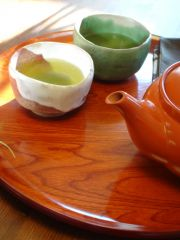 Hand Built Tea Cups